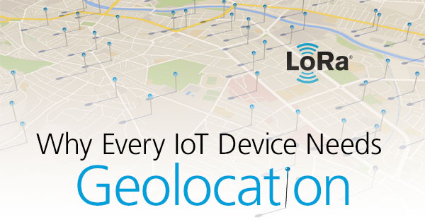 LoRa Edge Geolocation