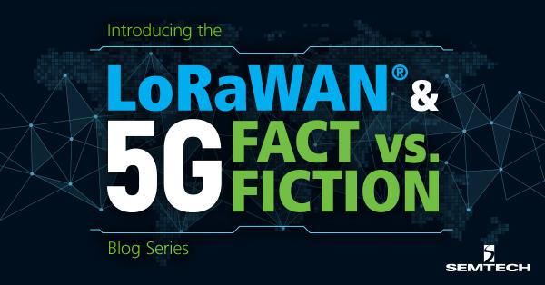 LoRaWAN & 5G