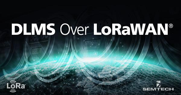 LoRaWAN-DLMS