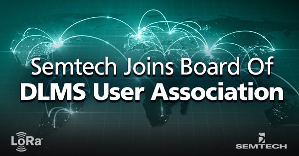 Semtech-Joins-DLMS-Association