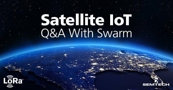Satellite IoT: Q&A With Swarm