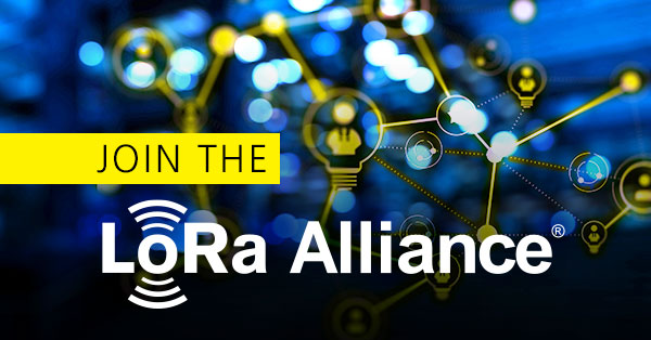 LoRa Alliance Membership Benefits
