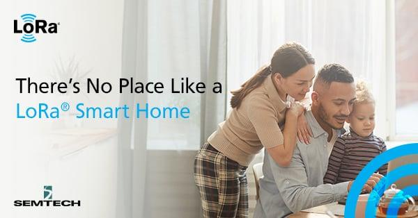 LoRa Smart Homes