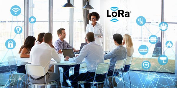 LoRa-Smart-Buildings